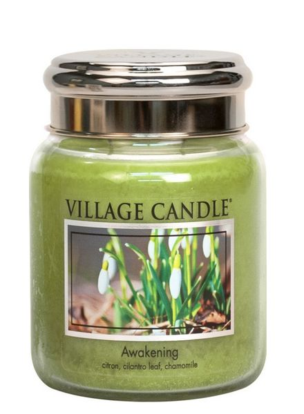 Village Candle Village Candle Awakening Medium Jar