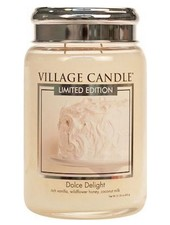 Village Candle Dolce Delight Large Jar