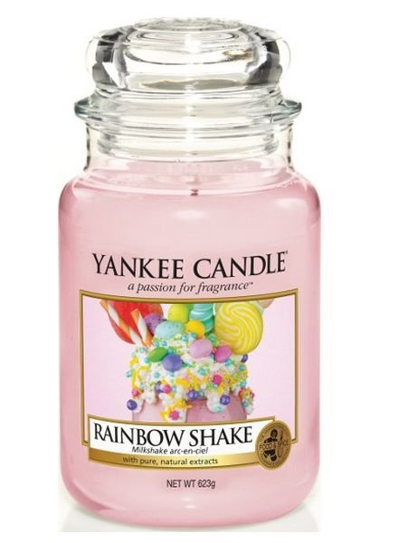Yankee Candle Rainbow Shake Large Jar