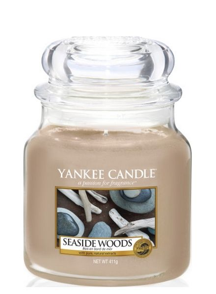 Yankee Candle Yankee Candle Seaside Woods Medium Jar