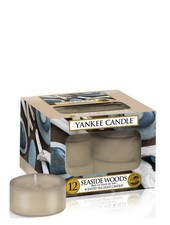 Yankee Candle Seaside Woods Theelichten