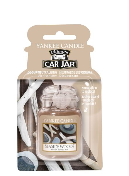 Yankee Candle Yankee Candle Seaside Woods Car Jar Ultimate
