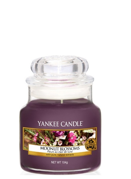 Yankee Candle Yankee Candle Moonlit Blossoms Small Jar