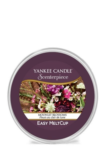 Yankee Candle Moonlit Blossoms Melt Cup