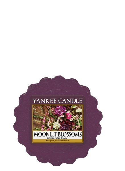 Yankee Candle Moonlit Blossoms Tart