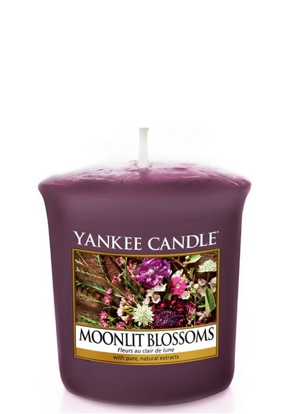 Yankee Candle Yankee Candle Moonlit Blossoms Votive