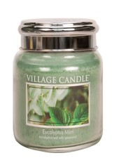 Village Candle Eucalyptus Mint Medium Jar