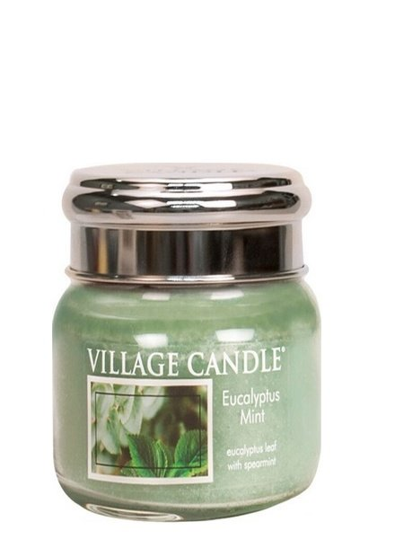 Village Candle Eucalyptus Mint Small Jar