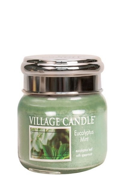 Village Candle Village Candle Eucalyptus Mint Small Jar