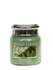 Village Candle Eucalyptus Mint Mini Jar