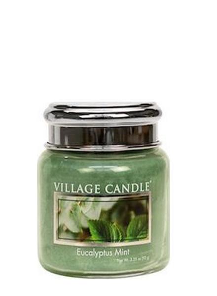 Village Candle Village Candle Eucalyptus Mint Mini Jar