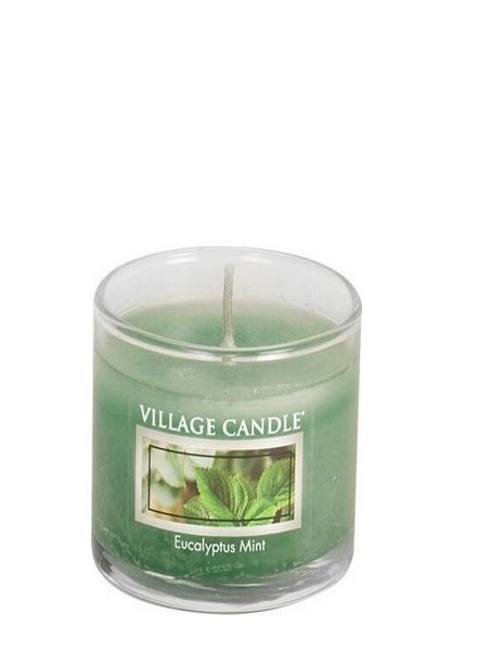 Village Candle Eucalyptus Mint Votive
