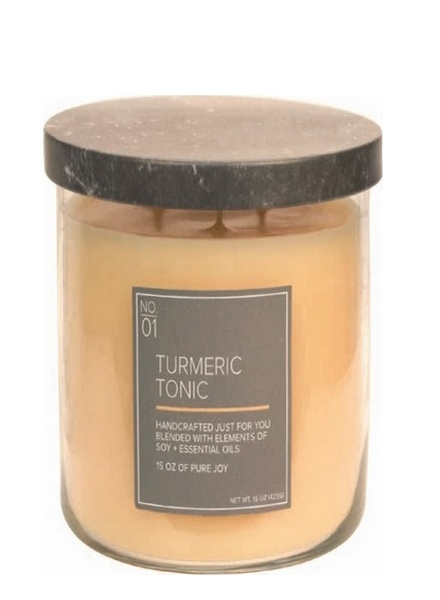 Village Candle Village Candle Turmeric Tonic Medium Bowl