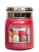 Village Candle French Macaron Medium Jar