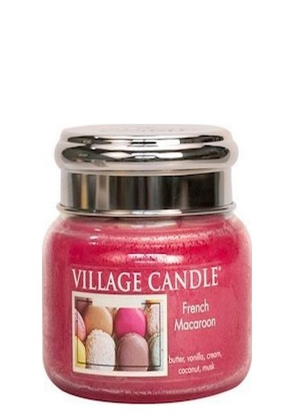 Village Candle French Macaron Small Jar