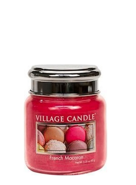 Village Candle Village Candle French Macaron Mini Jar