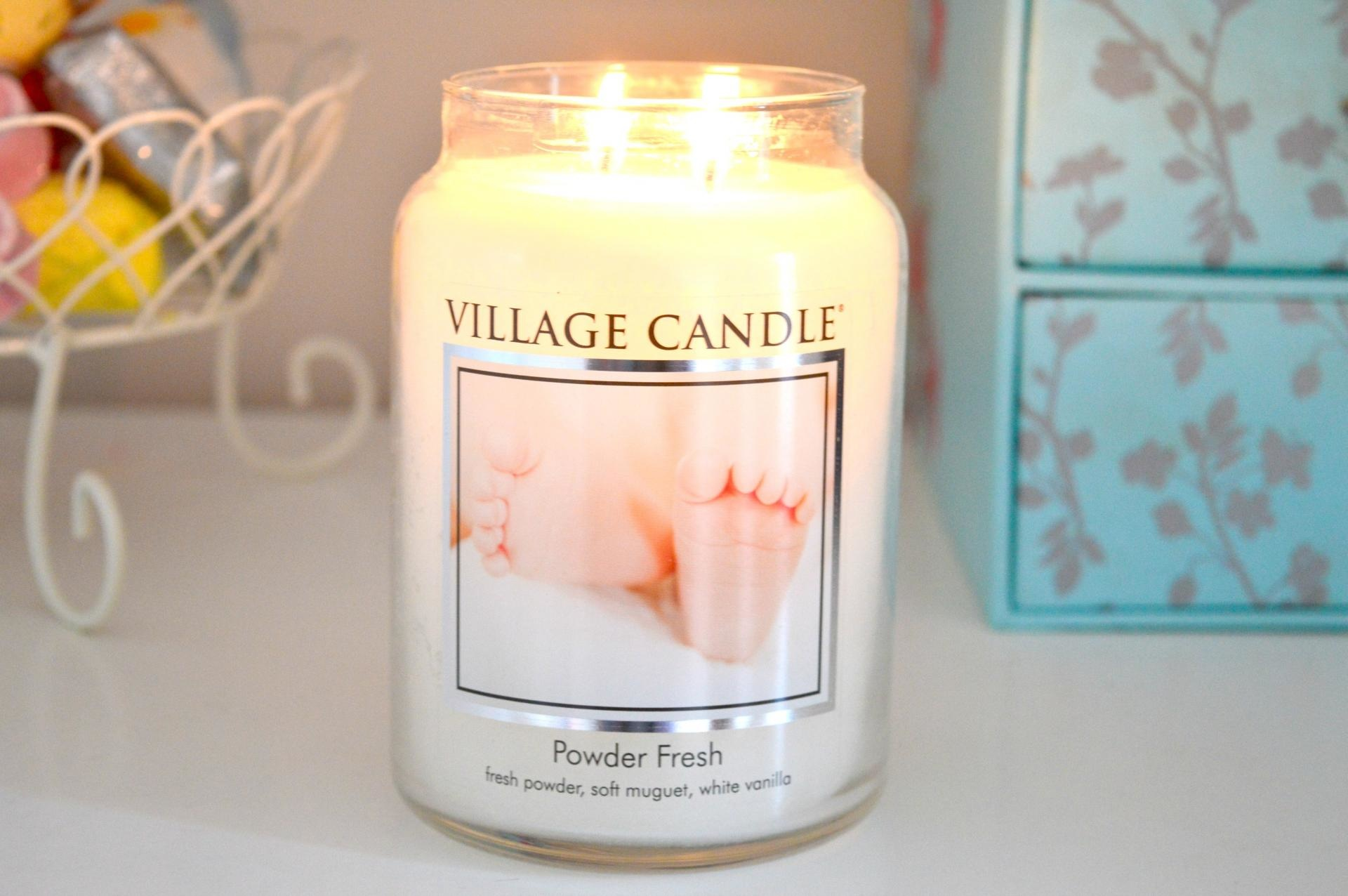 Village Candle Village Candle Powder Fresh Large Jar