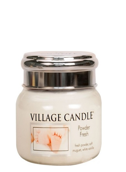 Village Candle Village Candle Powder Fresh Small Jar