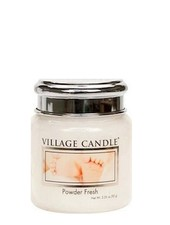 Village Candle Powder Fresh Mini Jar
