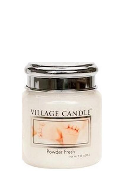 Village Candle Village Candle Powder Fresh Mini Jar