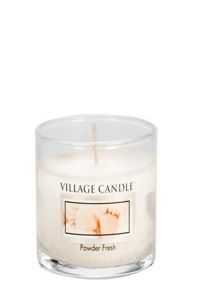 Village Candle Powder Fresh Votive