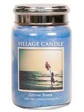 Village Candle Summer Breeze Large Jar