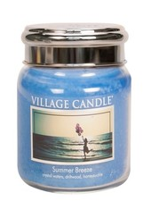 Village Candle Summer Breeze Medium Jar