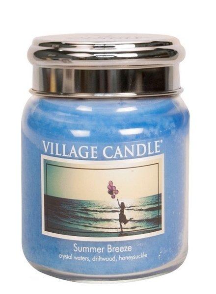 Village Candle Summer Breeze Medium Jar