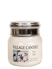 Village Candle Pure Linen Small Jar