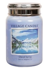 Village Candle Glacial Spring Large Jar