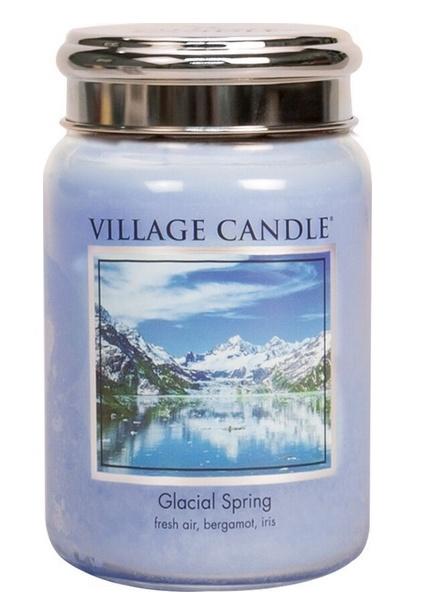 Village Candle Village Candle Glacial Spring Large Jar