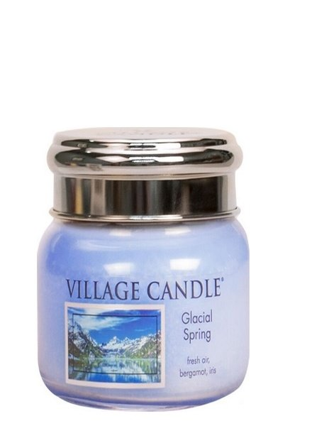 Village Candle Glacial Spring Small Jar