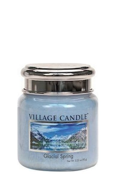 Village Candle Glacial Spring Mini Jar