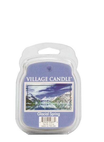 Village Candle Village Candle Glacial Spring Wax Melt