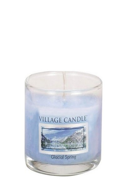 Village Candle Glacial Spring Votive