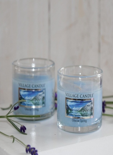 Village Candle Village Candle Glacial Spring Votive