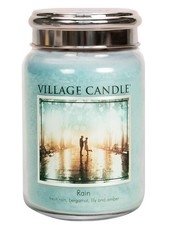 Village Candle Rain Large Jar