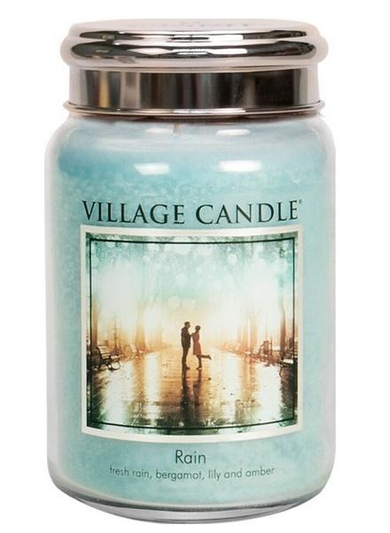 Village Candle Village Candle Rain Large Jar