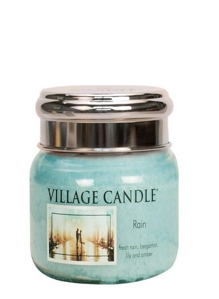 Village Candle Rain Small Jar