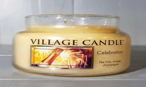 Village Candle Small Jar
