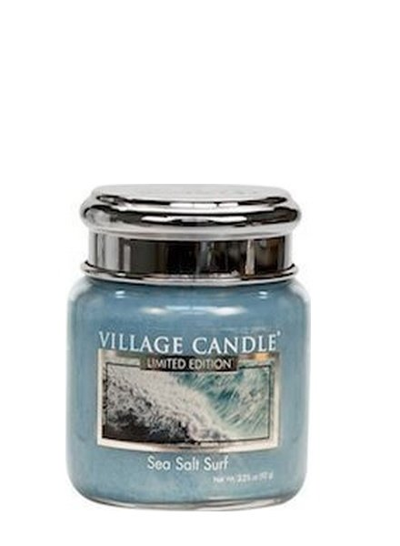 Village Candle Sea Salt Surf Mini Jar