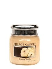 Village Candle Creamy Vanilla Mini Jar