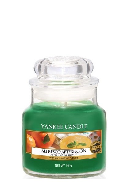 Yankee Candle Alfresco Afternoon Small Jar