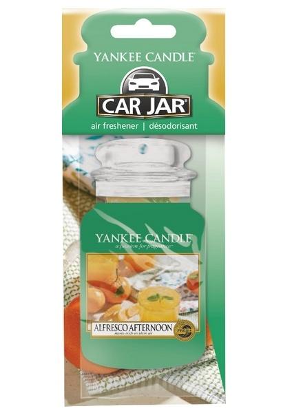 Yankee Candle Yankee Candle Alfresco Afternoon Car Jar
