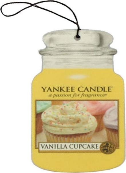 Yankee Candle Yankee Candle Vanilla Cupcake Car Jar