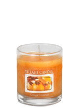 Village Candle Orange Cinnamon Votive