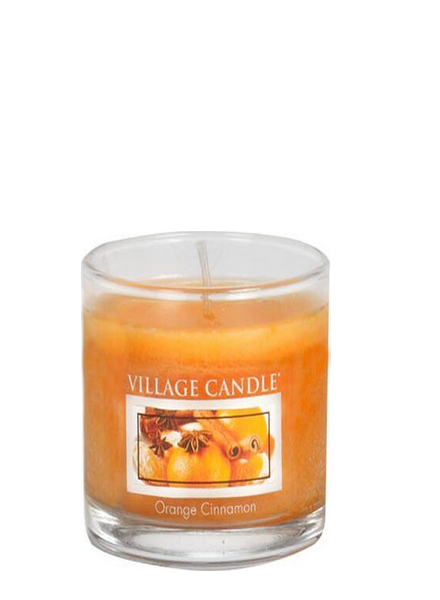 Village Candle Village Candle Orange Cinnamon Votive