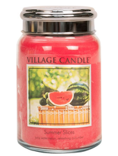 Village Candle Summer Slices Large Jar