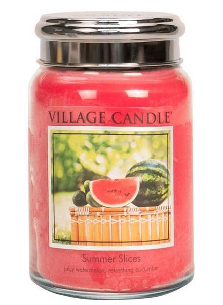 Village Candle Village Candle Summer Slices Large Jar