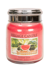 Village Candle Summer Slices Medium Jar